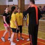 turnaj mladší žákyně 16