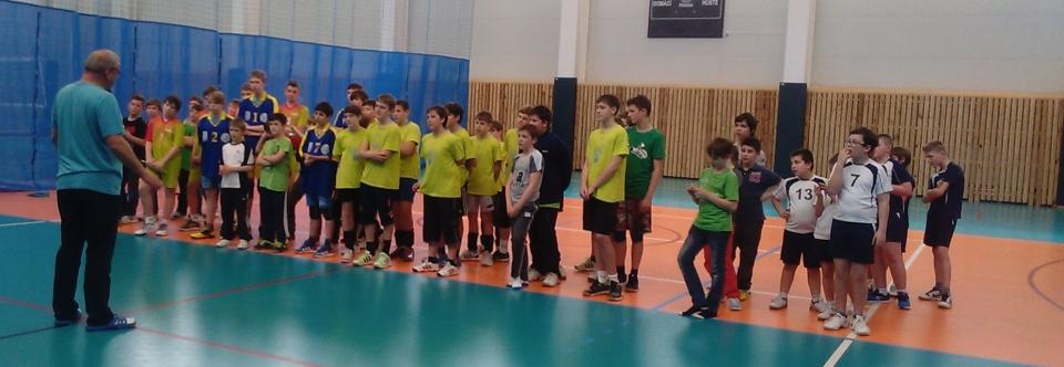 Mladší žáci získali bronzové medaile