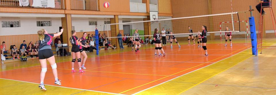 Volejbalistky dohrály další dvě soutěže
